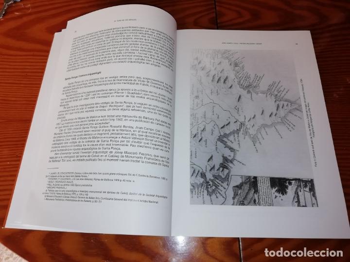 Libros de segunda mano: EL TURÓ DE LES ABELLES . EXCAVACIONS A SANTA PONÇA . JOAN CAMPS - ANTONI VALLESPIR . 1998 . MALLORCA - Foto 5 - 175258949