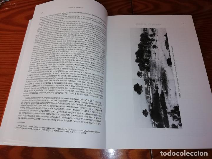 Libros de segunda mano: EL TURÓ DE LES ABELLES . EXCAVACIONS A SANTA PONÇA . JOAN CAMPS - ANTONI VALLESPIR . 1998 . MALLORCA - Foto 6 - 175258949