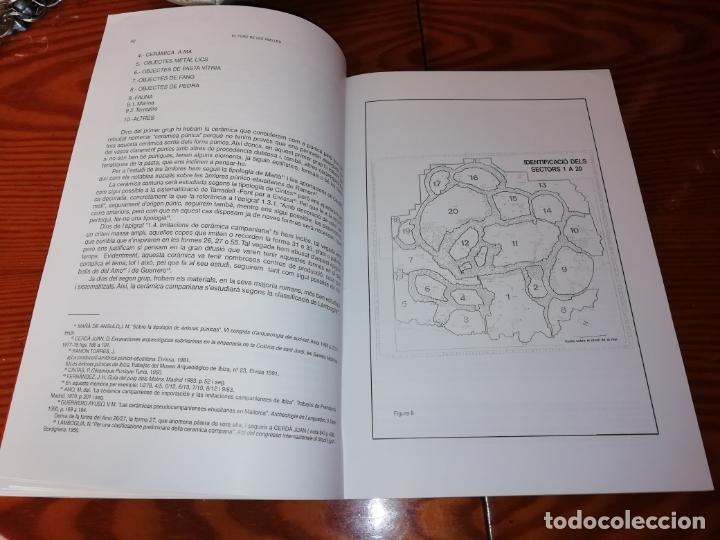 Libros de segunda mano: EL TURÓ DE LES ABELLES . EXCAVACIONS A SANTA PONÇA . JOAN CAMPS - ANTONI VALLESPIR . 1998 . MALLORCA - Foto 7 - 175258949