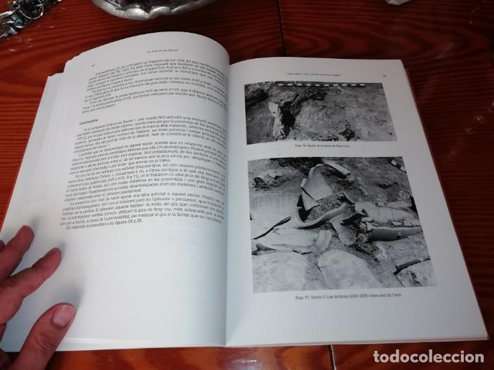 Libros de segunda mano: EL TURÓ DE LES ABELLES . EXCAVACIONS A SANTA PONÇA . JOAN CAMPS - ANTONI VALLESPIR . 1998 . MALLORCA - Foto 12 - 175258949