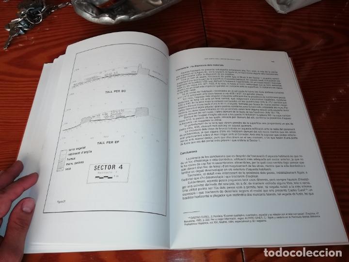 Libros de segunda mano: EL TURÓ DE LES ABELLES . EXCAVACIONS A SANTA PONÇA . JOAN CAMPS - ANTONI VALLESPIR . 1998 . MALLORCA - Foto 13 - 175258949