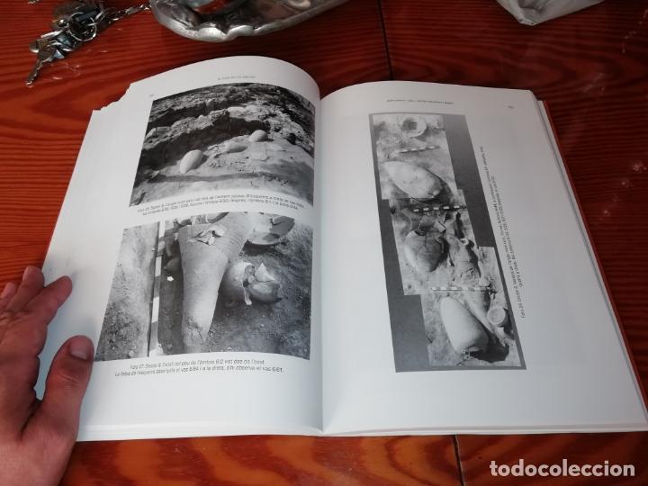 Libros de segunda mano: EL TURÓ DE LES ABELLES . EXCAVACIONS A SANTA PONÇA . JOAN CAMPS - ANTONI VALLESPIR . 1998 . MALLORCA - Foto 16 - 175258949