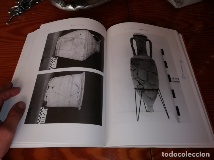 Libros de segunda mano: EL TURÓ DE LES ABELLES . EXCAVACIONS A SANTA PONÇA . JOAN CAMPS - ANTONI VALLESPIR . 1998 . MALLORCA - Foto 20 - 175258949