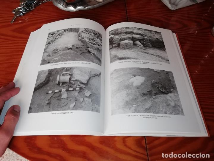 Libros de segunda mano: EL TURÓ DE LES ABELLES . EXCAVACIONS A SANTA PONÇA . JOAN CAMPS - ANTONI VALLESPIR . 1998 . MALLORCA - Foto 21 - 175258949