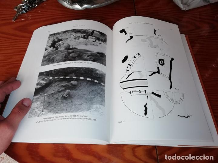 Libros de segunda mano: EL TURÓ DE LES ABELLES . EXCAVACIONS A SANTA PONÇA . JOAN CAMPS - ANTONI VALLESPIR . 1998 . MALLORCA - Foto 24 - 175258949