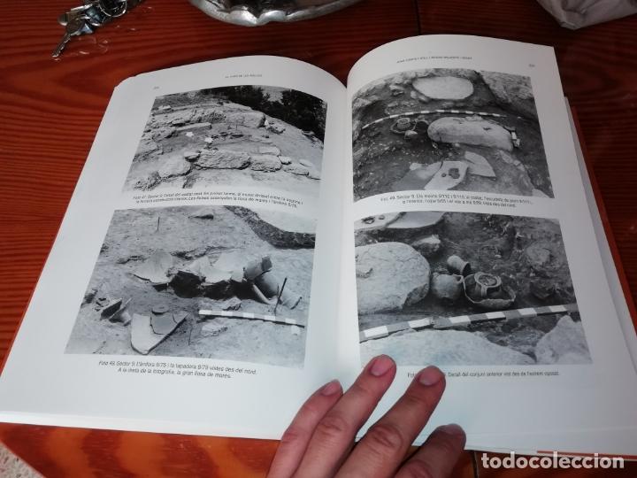 Libros de segunda mano: EL TURÓ DE LES ABELLES . EXCAVACIONS A SANTA PONÇA . JOAN CAMPS - ANTONI VALLESPIR . 1998 . MALLORCA - Foto 25 - 175258949