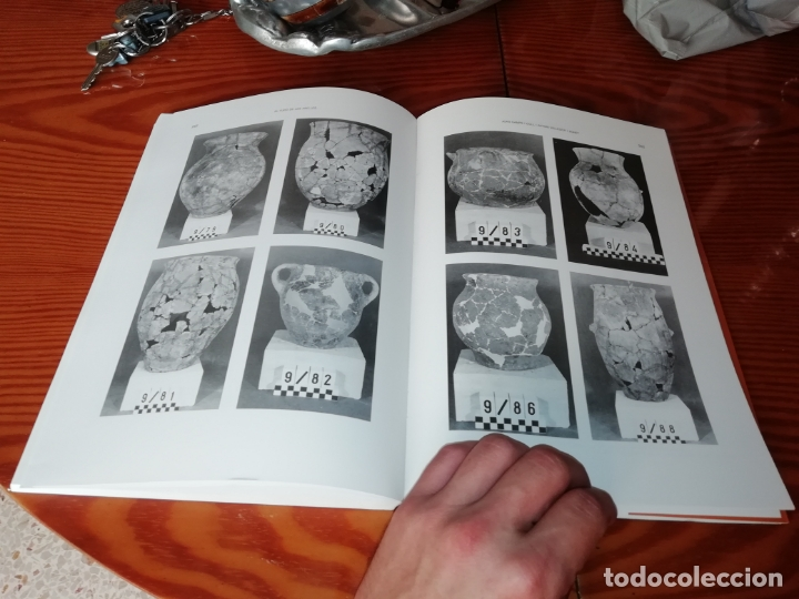 Libros de segunda mano: EL TURÓ DE LES ABELLES . EXCAVACIONS A SANTA PONÇA . JOAN CAMPS - ANTONI VALLESPIR . 1998 . MALLORCA - Foto 28 - 175258949