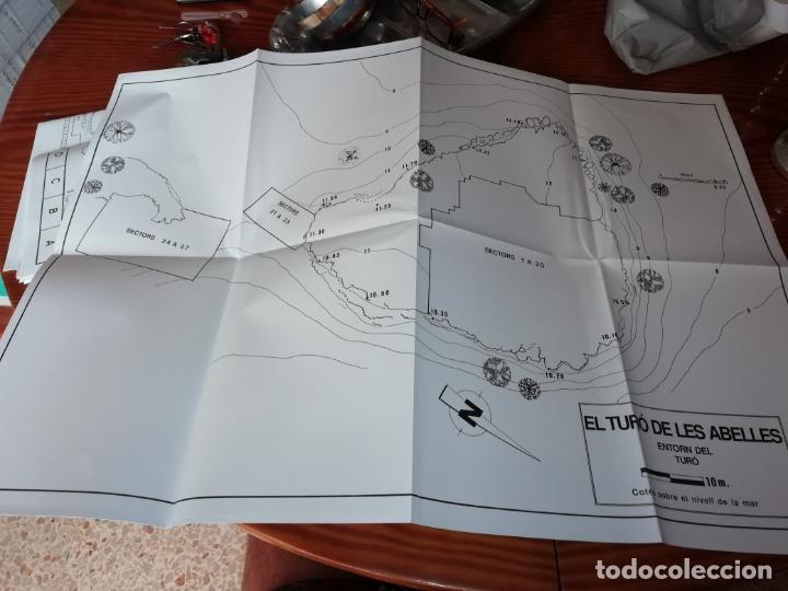 Libros de segunda mano: EL TURÓ DE LES ABELLES . EXCAVACIONS A SANTA PONÇA . JOAN CAMPS - ANTONI VALLESPIR . 1998 . MALLORCA - Foto 33 - 175258949