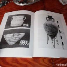 Libros de segunda mano: EL TURÓ DE LES ABELLES . EXCAVACIONS A SANTA PONÇA . JOAN CAMPS - ANTONI VALLESPIR . 1998 . MALLORCA. Lote 175258949