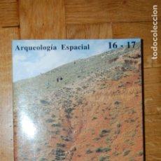 Libros de segunda mano: PROCESOS POSTDEPOSICIONALES. ARQUEOLOGÍA ESPACIAL.. Lote 175943937