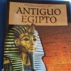 Libros de segunda mano: HISTORIA CULTURA Y ARTE ANTIGUO EGIPTO . Lote 177564838