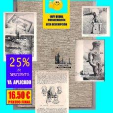 Libros de segunda mano: ARQUEOLOGIA DE LA INDIA PREHISTÓRICA HASTA EL AÑO 1000 A.C. - STUART PIGGOTT FONDO CULTURA ECONÓMICA. Lote 178913616