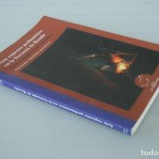 Libros de segunda mano: LIBRO: ARTE RUPESTRE PREHISTORICO EN LA SERRANIA DE RONDA VALLES DEL GUADIARO, TURON Y GUADALTEBA . Lote 180487920