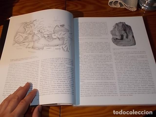 Libros de segunda mano: TARRACO. PUERTA DE ROMA . FUNDACIÓ LA CAIXA. 1ª EDICIÓN 2001. ESCULTURA, ARQUEOLOGÍA, HISTORIA - Foto 7 - 180842438