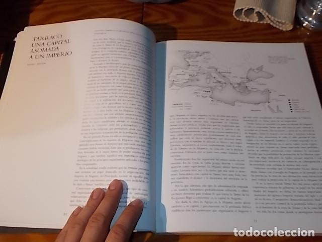 Libros de segunda mano: TARRACO. PUERTA DE ROMA . FUNDACIÓ LA CAIXA. 1ª EDICIÓN 2001. ESCULTURA, ARQUEOLOGÍA, HISTORIA - Foto 8 - 180842438