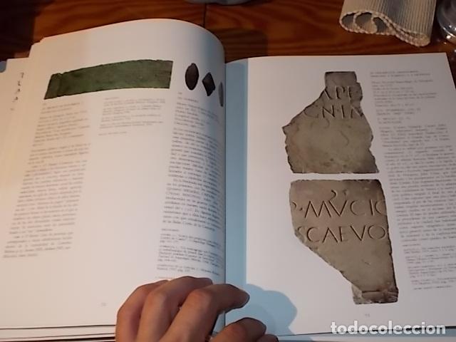 Libros de segunda mano: TARRACO. PUERTA DE ROMA . FUNDACIÓ LA CAIXA. 1ª EDICIÓN 2001. ESCULTURA, ARQUEOLOGÍA, HISTORIA - Foto 12 - 180842438