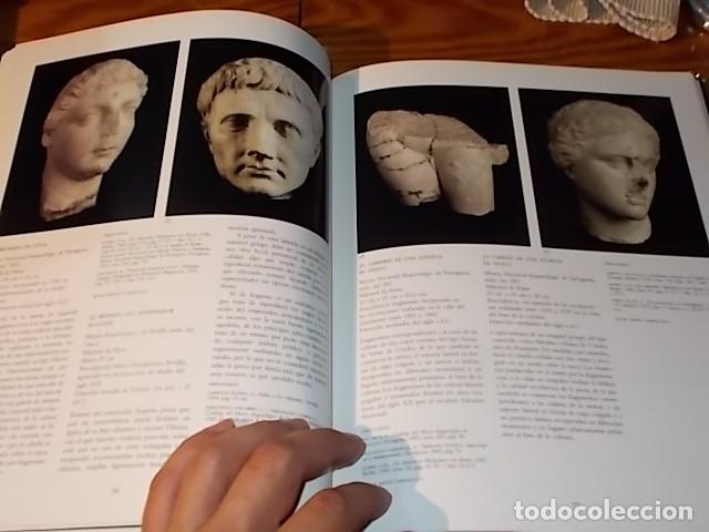 Libros de segunda mano: TARRACO. PUERTA DE ROMA . FUNDACIÓ LA CAIXA. 1ª EDICIÓN 2001. ESCULTURA, ARQUEOLOGÍA, HISTORIA - Foto 13 - 180842438