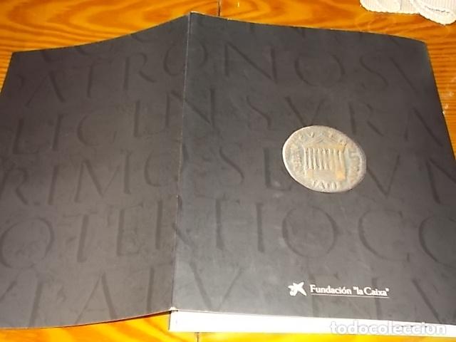 Libros de segunda mano: TARRACO. PUERTA DE ROMA . FUNDACIÓ LA CAIXA. 1ª EDICIÓN 2001. ESCULTURA, ARQUEOLOGÍA, HISTORIA - Foto 22 - 180842438