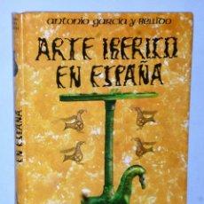 Libros de segunda mano: ARTE IBERICO EN ESPAÑA. Lote 181658931
