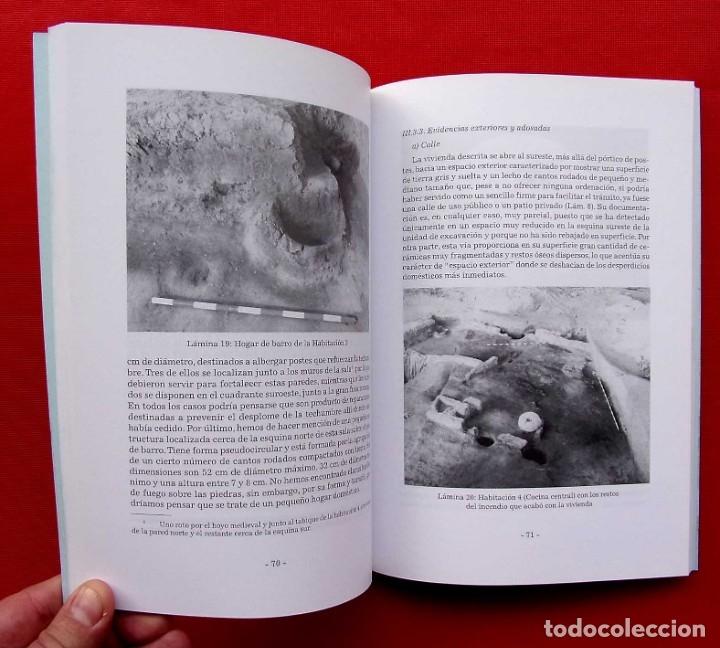 Libros de segunda mano: ARQUITECTURA DOMÉSTICA Y MUNDO SIMBÓLICO EN LA CIUDAD VACCEA DE RAUDA. ROA. BURGOS. AÑO: 2012. - Foto 3 - 182296452