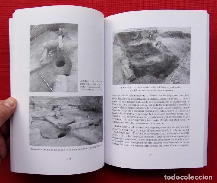 Libros de segunda mano: ARQUITECTURA DOMÉSTICA Y MUNDO SIMBÓLICO EN LA CIUDAD VACCEA DE RAUDA. ROA. BURGOS. AÑO: 2012. - Foto 4 - 182296452