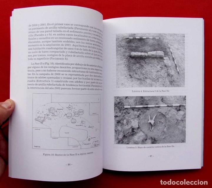 Libros de segunda mano: ARQUITECTURA DOMÉSTICA Y MUNDO SIMBÓLICO EN LA CIUDAD VACCEA DE RAUDA. ROA. BURGOS. AÑO: 2012. - Foto 5 - 182296452