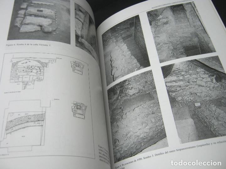 Libros de segunda mano: VI REUNIO DARQUEOLOGIA CRISTIANA HISPANICA. LES CIUTATS TARDOANTIGUES D HISPANIA - SHA - Foto 2 - 182604861