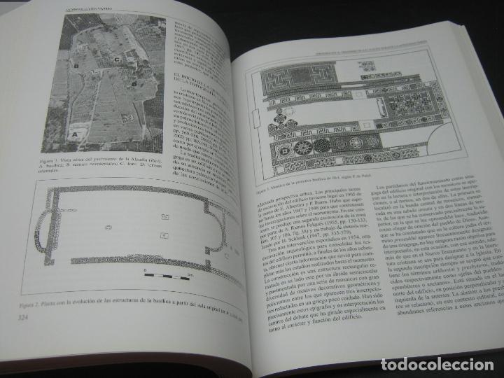 Libros de segunda mano: VI REUNIO DARQUEOLOGIA CRISTIANA HISPANICA. LES CIUTATS TARDOANTIGUES D HISPANIA - SHA - Foto 4 - 182604861