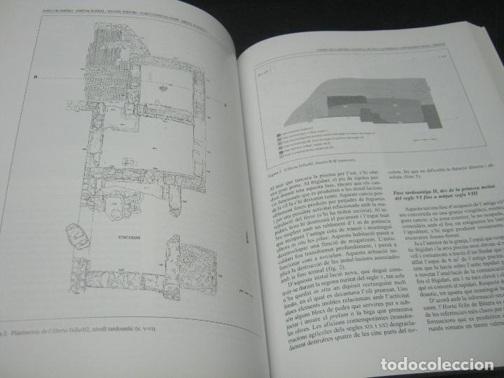 Libros de segunda mano: VI REUNIO DARQUEOLOGIA CRISTIANA HISPANICA. LES CIUTATS TARDOANTIGUES D HISPANIA - SHA - Foto 5 - 182604861