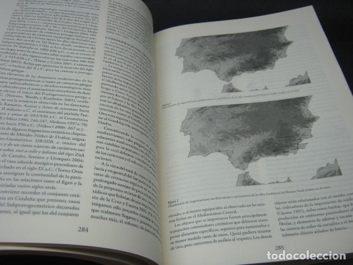 Libros de segunda mano: Contacto cultural entre el Mediterráneo y el Atlántico (siglos XII-VIII ane): La precolonización - Foto 4 - 182605238