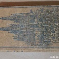 Libros de segunda mano: CURSO BREVE DE ARQUEOLOGÍA Y BELLAS ARTES POR FRANCISCO NAVAL AYERVE DEL AÑO 1946 EDITA COCULSA. Lote 183041517