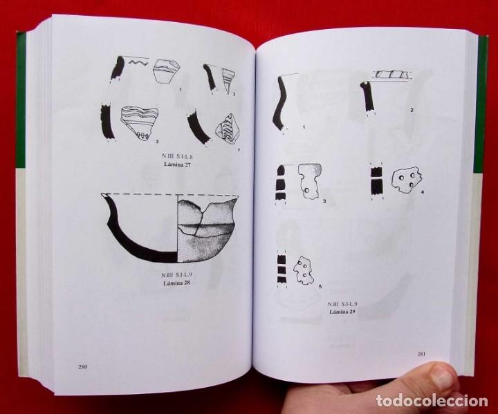 Libros de segunda mano: ESTUDIOS SOBRE ATAPUERCA. BURGOS. AÑO: 2005. LOS MATERIALES DEL BRONCE FINAL.PORTALÓN. CUEVA MAYOR. - Foto 6 - 183200066