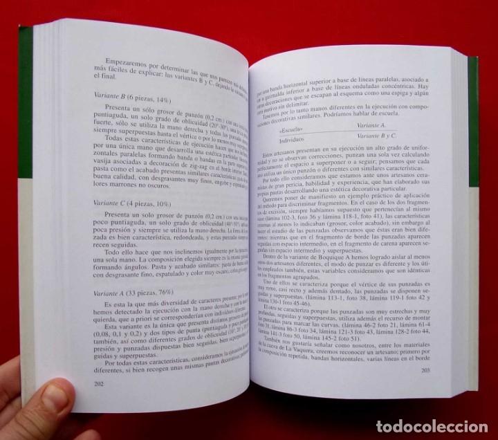 Libros de segunda mano: ESTUDIOS SOBRE ATAPUERCA. BURGOS. AÑO: 2005. LOS MATERIALES DEL BRONCE FINAL.PORTALÓN. CUEVA MAYOR. - Foto 7 - 183200066
