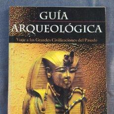 Libros de segunda mano: GUÍA ARQUEOLÓGICA - EGIPTO Y NUBIA II. Lote 183503902