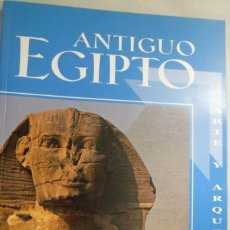 Libros de segunda mano: ANTIGUO EGÍPTO. ARTE Y ARQUEOLOGÍA.. Lote 183783153
