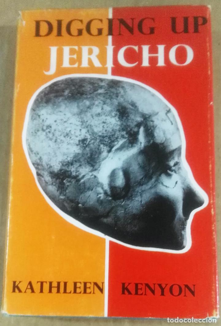 Libros de segunda mano: Kathleen Kenyon,Digging up Jericho, London, 1957 - Foto 1 - 184806820