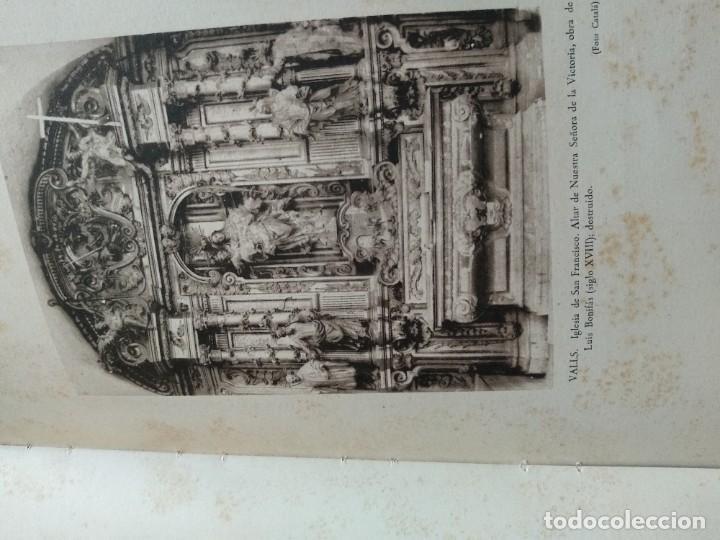 Libros de segunda mano: LOS MONUMENTOS ARQUEOLOGICOS Y TESORO ARTISTICO DE TARRAGONA Y PROV. 1936-1939 - Foto 8 - 185714961