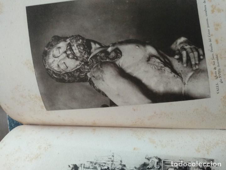 Libros de segunda mano: LOS MONUMENTOS ARQUEOLOGICOS Y TESORO ARTISTICO DE TARRAGONA Y PROV. 1936-1939 - Foto 9 - 185714961