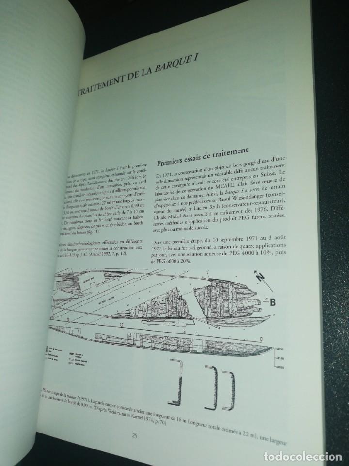 Libros de segunda mano: Claude Michel, conservation et restauration de deux embarcations gallo-romains... - Foto 4 - 186265363