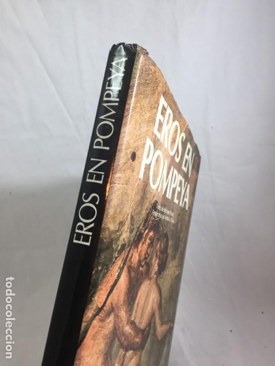 Libros de segunda mano: Eros en Pompeya, el gabinete secreto del Museo de Nápoles Michael Grant Ediciones Daimon 1976 - Foto 3 - 190469433