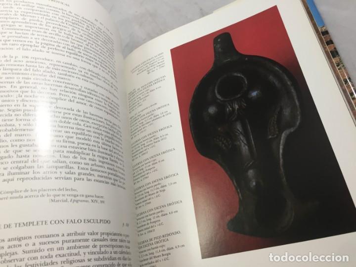 Libros de segunda mano: Eros en Pompeya, el gabinete secreto del Museo de Nápoles Michael Grant Ediciones Daimon 1976 - Foto 6 - 190469433