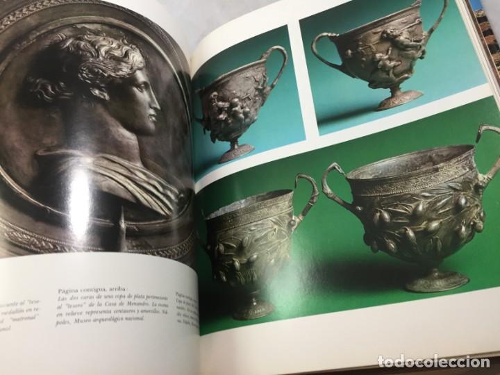 Libros de segunda mano: Eros en Pompeya, el gabinete secreto del Museo de Nápoles Michael Grant Ediciones Daimon 1976 - Foto 11 - 190469433