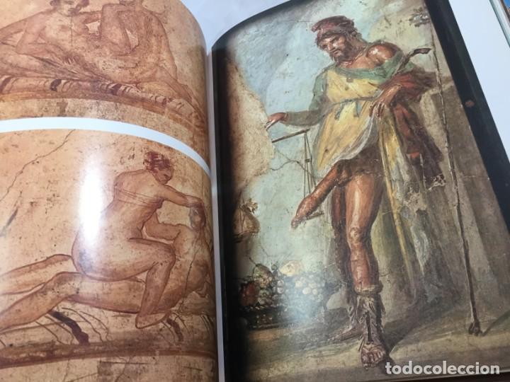 Libros de segunda mano: Eros en Pompeya, el gabinete secreto del Museo de Nápoles Michael Grant Ediciones Daimon 1976 - Foto 12 - 190469433