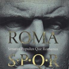 Libros de segunda mano: ROMA SPQR. Lote 191070507