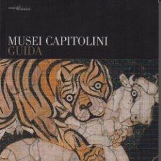 Libros de segunda mano: MUSEI CAPITOLINI (ROMA). Lote 191071513