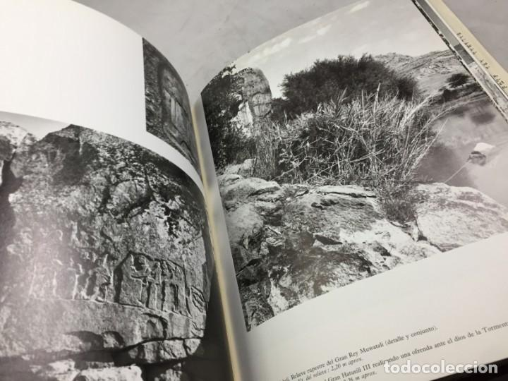 Libros de segunda mano: LOS HITITAS: EL UNIVERSO DE LAS FORMAS: AGUILAR. KURT BITTEL 1976 - Foto 8 - 191440343