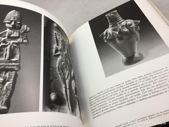 Libros de segunda mano: LOS HITITAS: EL UNIVERSO DE LAS FORMAS: AGUILAR. KURT BITTEL 1976 - Foto 12 - 191440343