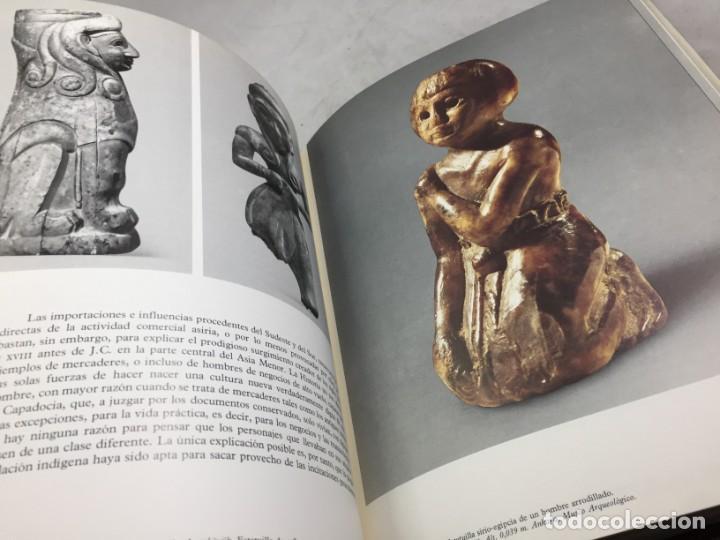 Libros de segunda mano: LOS HITITAS: EL UNIVERSO DE LAS FORMAS: AGUILAR. KURT BITTEL 1976 - Foto 13 - 191440343