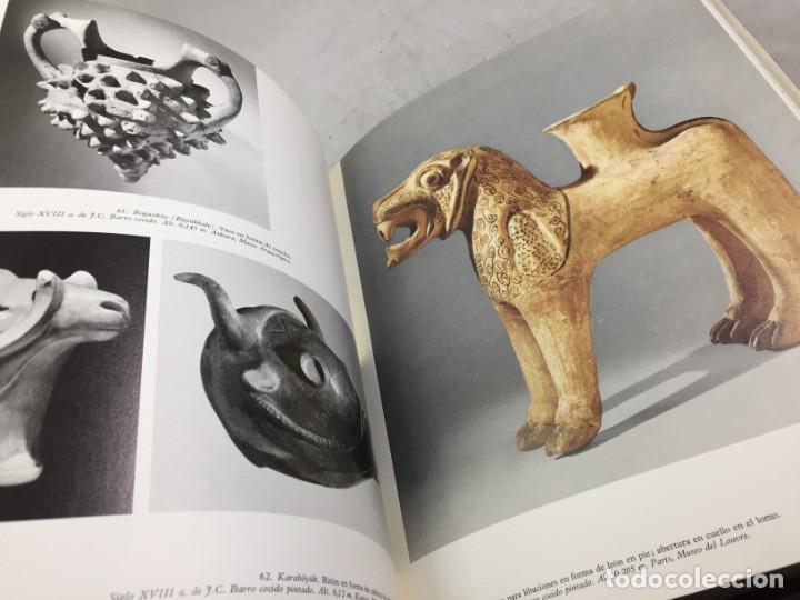 Libros de segunda mano: LOS HITITAS: EL UNIVERSO DE LAS FORMAS: AGUILAR. KURT BITTEL 1976 - Foto 14 - 191440343