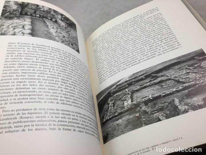 Libros de segunda mano: LOS HITITAS: EL UNIVERSO DE LAS FORMAS: AGUILAR. KURT BITTEL 1976 - Foto 15 - 191440343